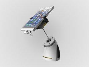 Stojna Myriad pro zabezpečení mobilního telefonu s integrovaným navijákem